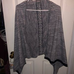 Lululemon vinyassa scarf/sweater/top